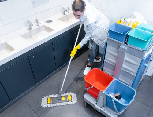 How A Clean Workspace Improves Employee Morale