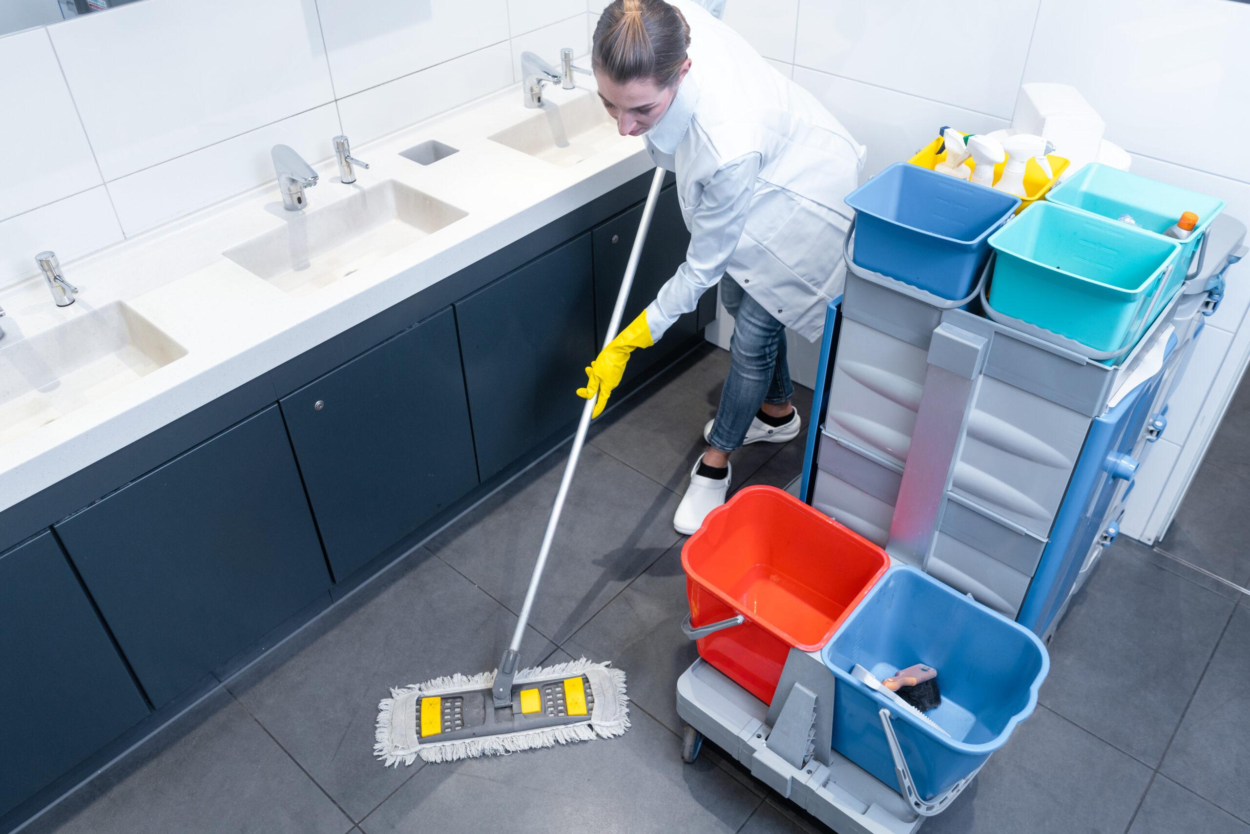 Keeping Businesses Clean During Flu Season