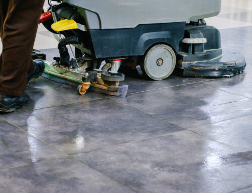 The Benefits of Commercial Floor Cleaning
