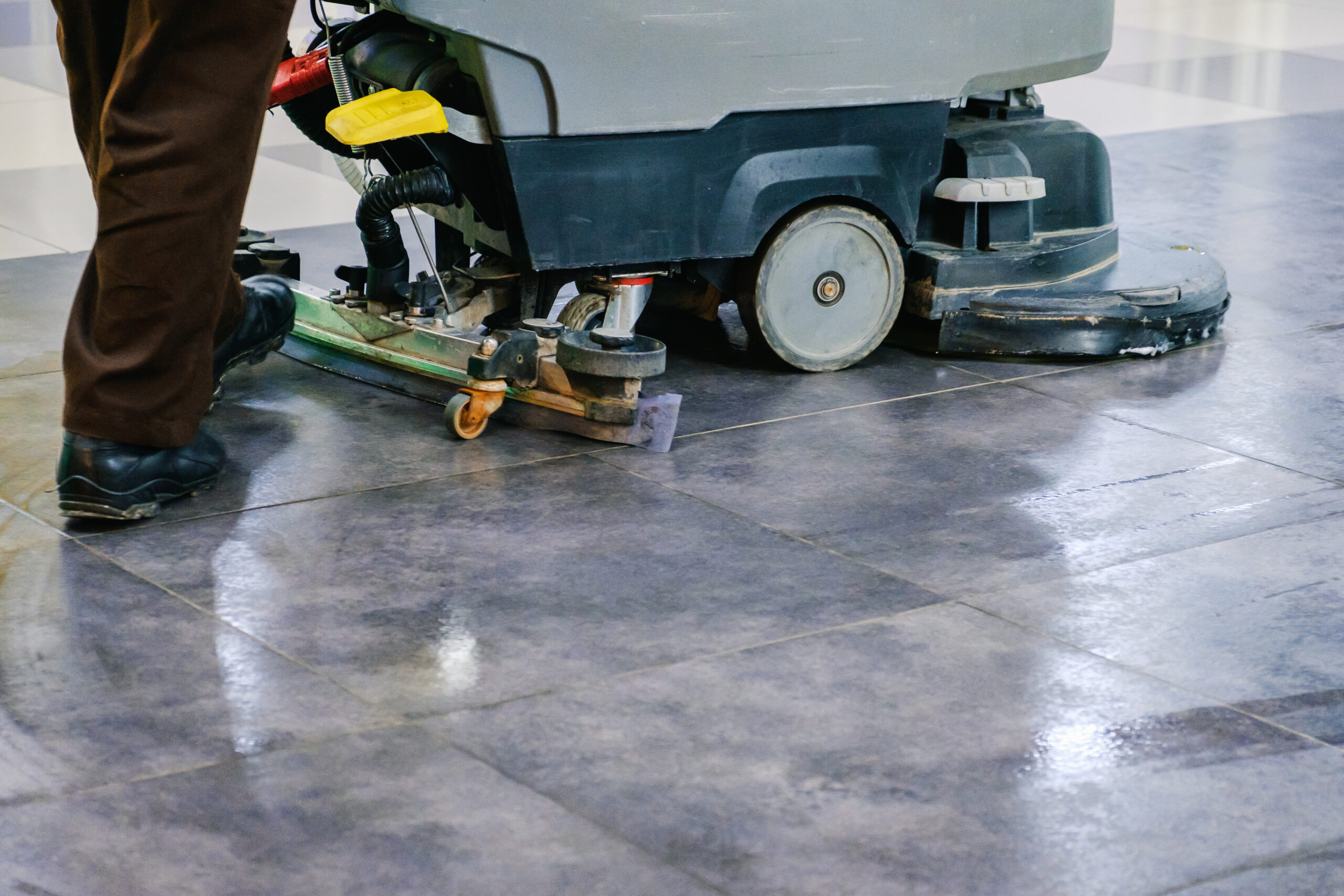 Benefits of Commercial Floor Cleaning