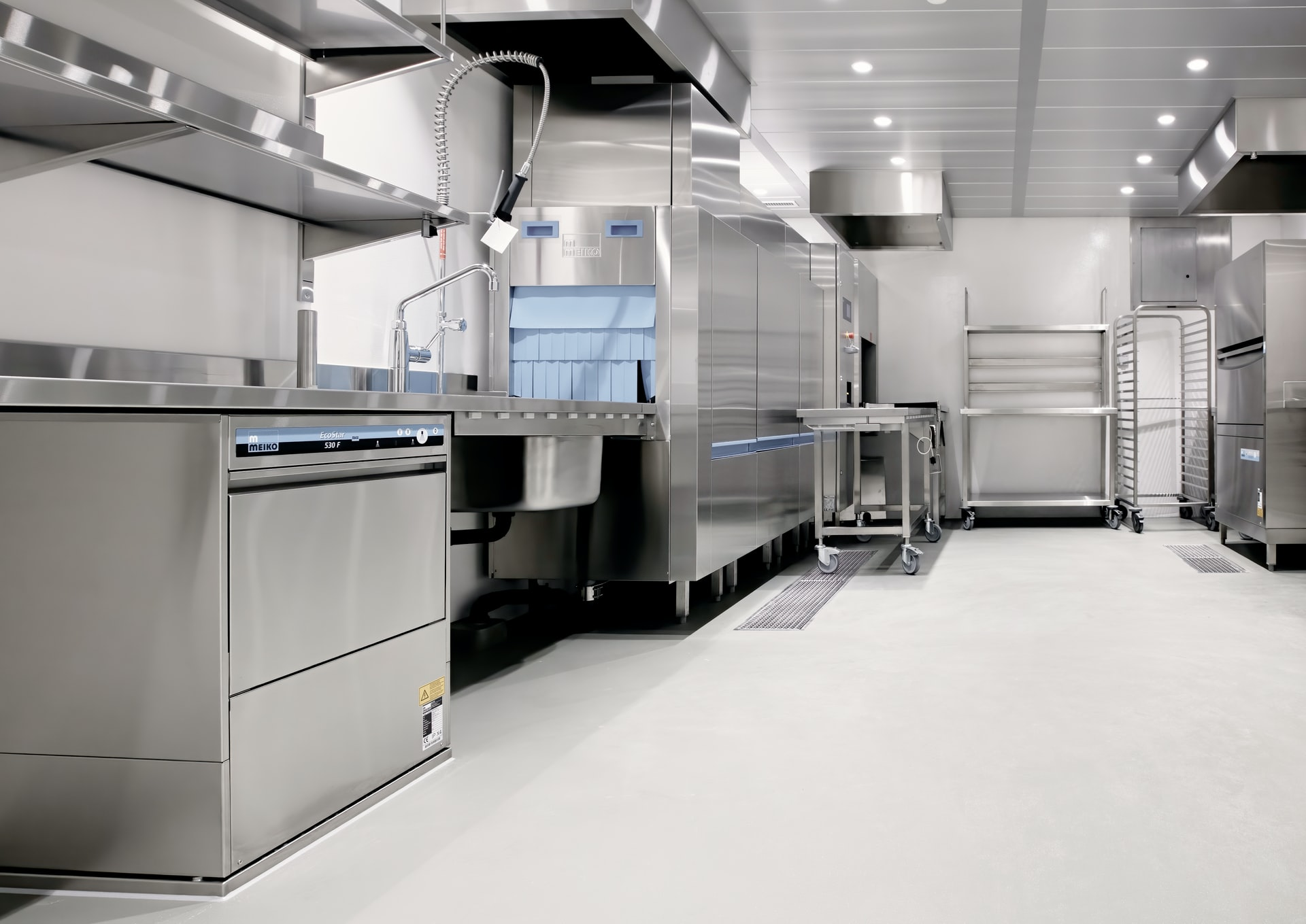 What is commercial kitchen cleaning