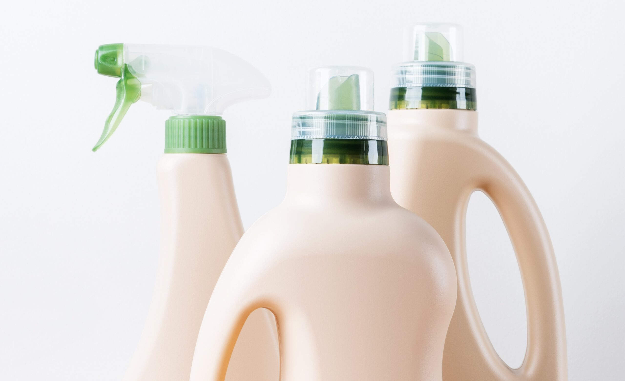 Harmful Chemicals in Commercial Cleaners