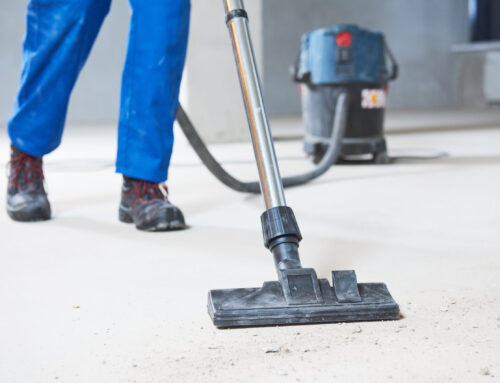 Tips for Removing Dust After Construction